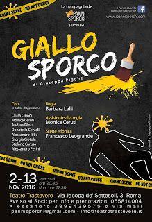 Claudia Grohovaz: Teatro Trastevere in collaborazione con  La compag...