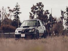 View Subaru WRX STI Car HD Wallpaper