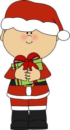 Boy Santa