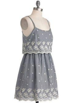 Bedroom Balcony Dress | Mod Retro Vintage Dresses | ModCloth.com - DRESS on InStores