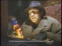 Bud Ice Penguin Dooby Dooby Doo 1995