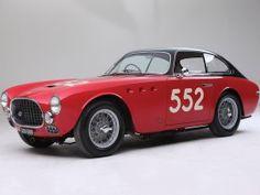 Fotos de Ferrari 225 S Berlinetta Black Top 1952