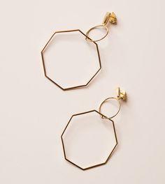 Tendance boucles d'oreilles: 12 anneaux extraordinaires