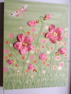 Julie Ryder: Free Mixed Media on canvas Tutorial - Lots of great ideas for incorporating items like fabric and wire into pieces. Canvas Art Projects, Canvas Crafts, Canvas Ideas, Altered Canvas, Altered Art, Mixed Media Artwork, Mixed Media Canvas, Fabric Wall Art, Canvas Wall Art