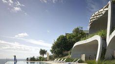 $18m Noosa 'eco lair' wins top landscape award - realestate.com.au Botanical Gardens, Architecture Awards, Landscape Architecture, Hummingbird House, Roof Gardens, Private Garden, Sunshine Coast