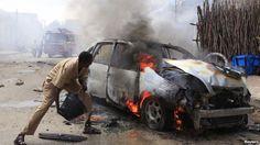Bomb Attack Targets Somalia Lawyer