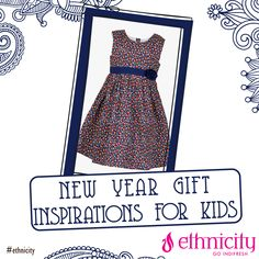 This New Year's, gift your kid with the most beautiful Ethnic Outfit from the exclusive Kids Collection at #ethnicity #indifresh #kidswear #kidsfashion #kidsstyle #kidslove