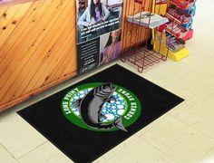 Long Point Store Custom Mat