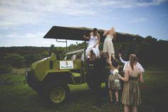 Safari wedding photo shoot
