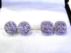 Diamond cluster studs. masicadiamonds.com