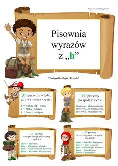 Math For Kids, Our Kids, Learn Polish, Teacher Morale, Polish Language, English Games, Gernal Knowledge, Montessori Education, Picture Blog
