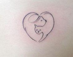 Tatuajes De Perros Y Gatos Muñeca Tatuajes Para Mujeres Tattoos