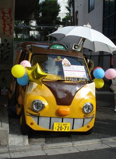 The things you find in Japan (Catbus)