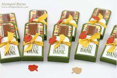 Bastelanleitung Merci-Schokoladenriegelverpackung