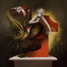 ImpressioniArtistiche: Jean-Claude Dresse