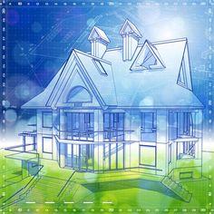 Projeto sustentável de construção  Projeto de Construção Sustentável - Ilustração Ao iniciar as obras é essencial que se tenha em mente que o projeto já deve nascer sustentável e que se deve levar em consideração o ciclo de vida da construção, sua execução, manutenção e reciclagem/demolição.