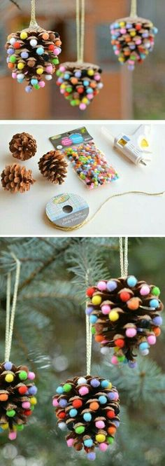 Adorable xmas ornaments