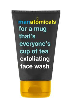 For A Mug That's Everyone's Cup Of Tea Exfoliating Face Wash | (Man)atomicals