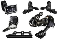 First Look: Shimano XTR Di2 Electric Shifting - Pinkbike. I would like test this one.