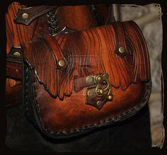 belt leather case bark by ~Lagueuse on deviantART