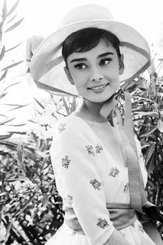 Audrey Hepburn in War and Peace, 1955. ~ Real & Rare