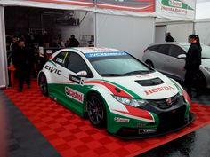 WTCC : Le système de lest favorisera Honda en Hongrie
