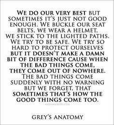Greys anatomy.