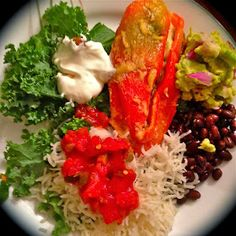 Spice Up Cooking : Stuffed Poblano Pepper Fiesta