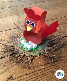 Toilet Paper Roll Crafts - Get creative! These toilet paper roll crafts are a great way to reuse these often forgotten paper products. You can use toilet paper Kids Crafts, Adult Crafts, Summer Crafts, Toddler Crafts, Easter Crafts, Arts And Crafts, Toilet Roll Craft, Toilet Paper Roll Crafts, Easy Paper Crafts