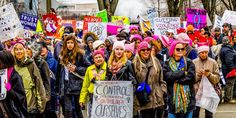 After the massive turnouts at Women's Marches across the globe last month, calls for a general women's strike quickly began floating around the internet. The Women's March organizers teased the idea earlier this month but gave no specifics. Then last week, a group of feminist scholars wrote an op-ed in the Guardian calling for a women's strike on March 8—International Women's Day—and now Women's March organizers have also co-signed the date.