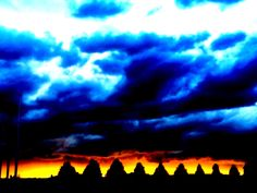 Colourful Sunset ☀️