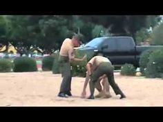 US Marine Corps Drill Instructor vs US Army Drill Sergeant. Oh the good old days of boot camp!