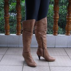 26285e0787a Extra Wide Calf Boots - brown  boots Wide Calf Boots