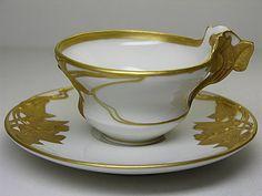 KPM cup and saucer