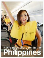 PLANE RIDES. More FUN in the Philippines!