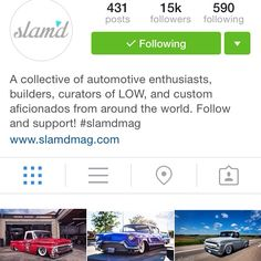 Follow @slamd_mag on IG