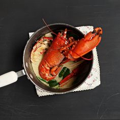 Lobster Green Curry
