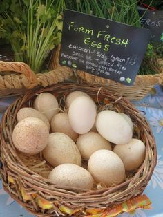 #Farmfresheggs from the Santa Monica Farmer's Market