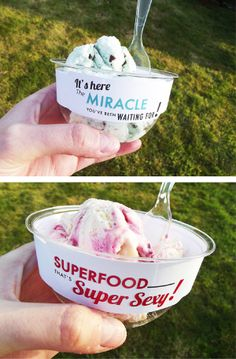 Om&nom Ice Cream brand by Charlotte Estelle Littlehales, #packaging #icecream #helado