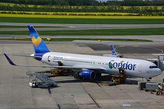 Condor airlines 767