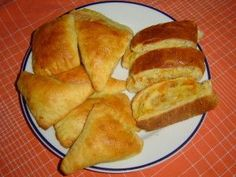 1_prave-ruske-pirohy-recept French Toast, Bread, Breakfast, Health, Recipes, Pizza, Essen, Morning Coffee, Health Care