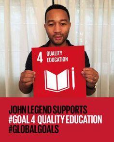 Celebridades demonstram apoio a campanha de desenvolvimento sustentável