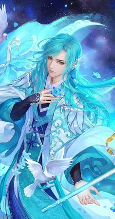 Is fantasy your favorite genre? You can always read the fresh and creative works here. Fantasy Art Men, Anime Art Fantasy, Fantasy Kunst, High Fantasy, Cute Anime Boy, Anime Art Girl, Chica Anime Manga, Kawaii Anime, Fantasy Character Design