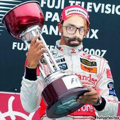 Fotomontaje para poner una cara en la del campeón de la F1, Lewis Hamilton - fotoefectos.com Happy Diwali Pictures, Good Morning Quotes, Fuji, Benz, Champion, Lewis Hamilton, Photomontage, Champs