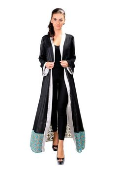 #Endemage abayas now available at www.hautearabia.com
