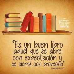Y ustedes ¿cuál será su libro que leerán esta semana?   ¡Excelente inicio de semana!