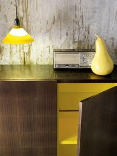 lemon yellow interior color