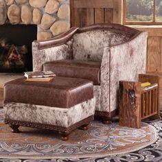 Cattle Rancher Chair