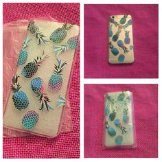 New Retro Pineapple iPhone 6/6s case  New Retro Pineapple iPhone  6/6s Case  Soft case, silicone  Super cute retro pineapple design   Perfect for Spring ☀️   I accept reasonable offers & give discounts on bundles, so ask away!  Accessories Phone Cases