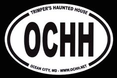 Sticker for Trimper's Haunted House